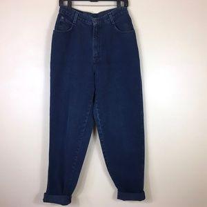 Vintage 90s Gitano Highwaist Mom Jeans Long Length